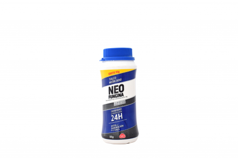 Talco Medicado Neofungina Frasco Con 50 g