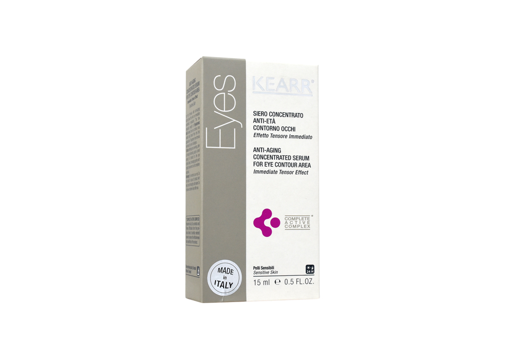 Antiaging Concentrated Serum For Eye Frasco Con 15 mL