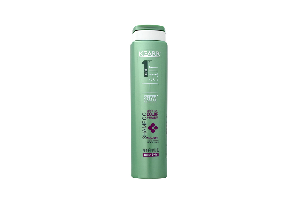 Shampoo Shine Color Frasco Con 250 mL