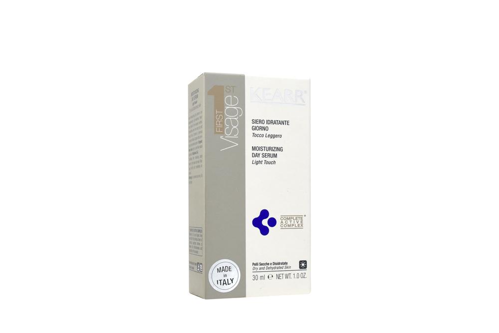 Moisturizing Day Serum Light Touch Frasco Con 30 mL