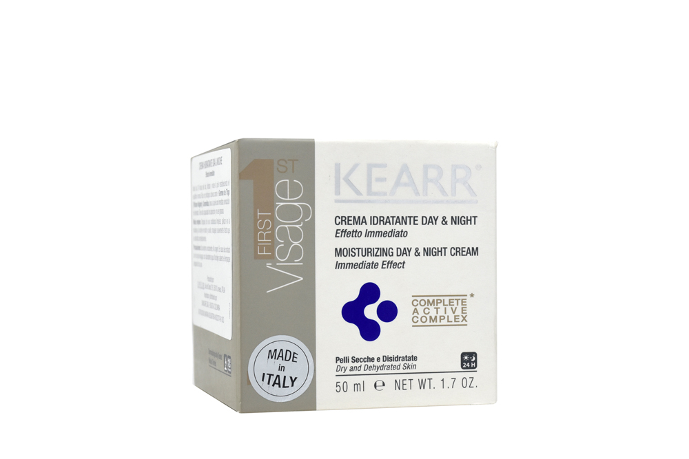 Moisturizing Day & Night Cream Immediate Effect Frasco Con 50 mL