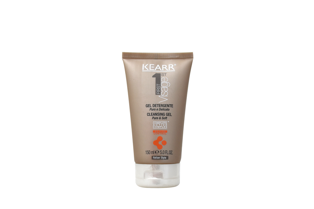 Cleansing Gel Pure & Soft Tubo Con 150 mL
