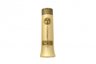 Shampoo Haskell Mandioca Frasco Con 300 mL