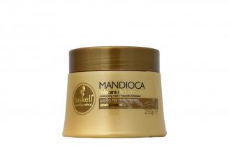 Máscara Hidratante Haskell Mandioca Pote Con 250 g