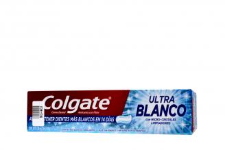 Crema Dental Colgate Blanqueadora Tubo Con 100 mL