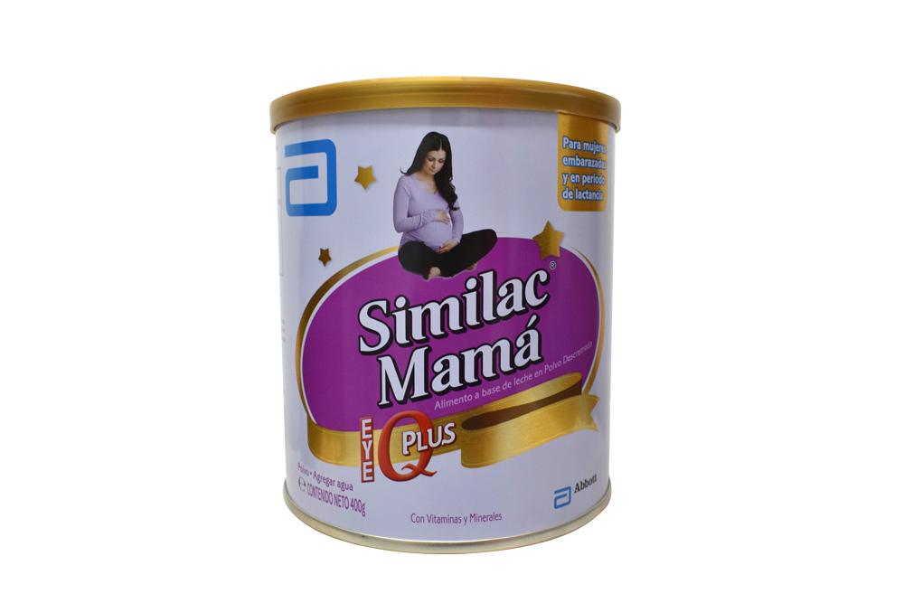 Similac Mamá Para Mujeres Embarazadas Tarro Con 400 g