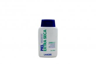 Crema Humectante Piel Extraseca Lander Frasco Con 220 mL