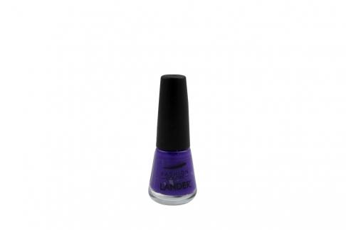 Esmalte Lander Tono Violeta 22C Frasco Con 7 mL