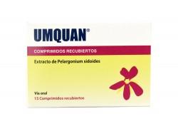 Umquan Caja Con 15 Comprimidos Recubiertos
