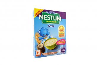Nestum Cereal 5 Arroz Caja Con Bolsa Con 350 g
