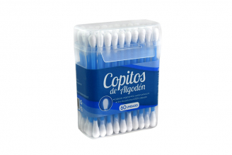 Copitos Higietex Estuche Con 60 Unidades