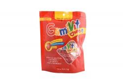 Gumivit C Gomas De Gelatina Frambuesa Omega 3 Bolsa Con 24 Unidades