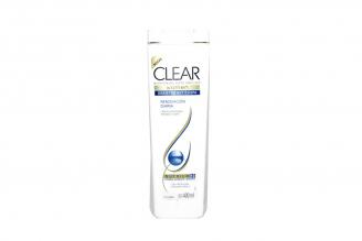 Shampoo Anticaspa Clear Women Renovación Diaria Frasco Con 400 mL
