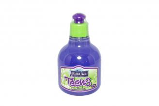 Íntima Azul Jabón Líquido Teens Frasco Con 300 mL