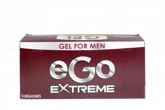 Ego For Men Ego Extreme Empaque Con 15 Megasobres