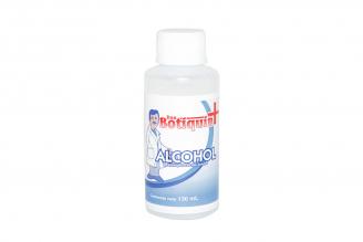 Alcohol Antiséptico Don Botiquín Frasco Con 130 mL