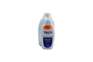 Talco Para Pies Lander Frasco Con 120 g + Frasco Con 60 g