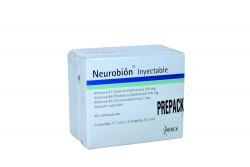 Neurobion Dc 10000 Caja Con 3 Ampollas Rx