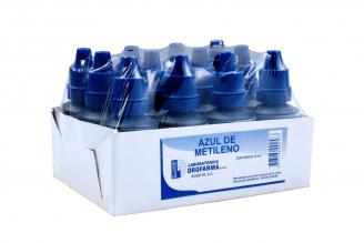 Azul De Metileno Frasco Con 20 mL