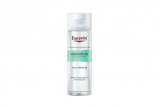 Agua Micelar Eucerin Dermo Pure Oil Control Frasco Con 200 mL