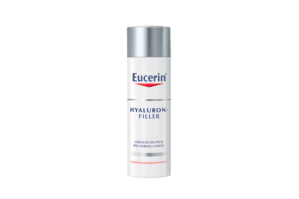 Eucerin Hyaluron-Filler Crema De Día FPS 15 Frasco Con 50 mL