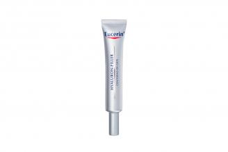Eucerin Hyaluron Filler Contorno De Ojos Caja Con Tubo Con 15 mL