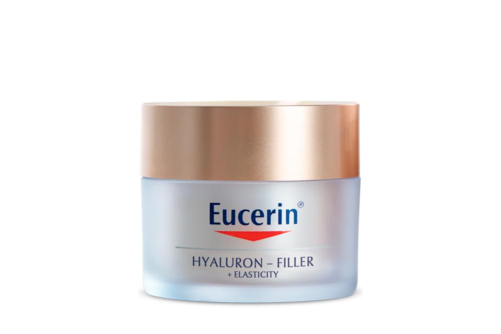 Eucerin Anti-Edad Hyaluron-Filler + Elasticity FPS15 Caja Con Frasco Con 50 mL