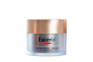 Eucerin Hyaluron-Filler + Elasticity Noche Caja Con Frasco Con 50 mL