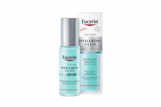 Eucerin Hyaluron Filler Booster Gel Facial Caja Con Frasco Con 30 mL