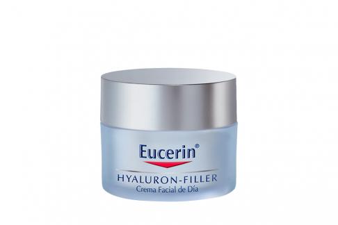 Eucerin Hyaluron Filler Crema Facial Día Frasco Con 50 mL