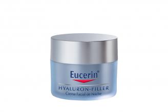 Hyaluron Filler Crema Facial Noche Caja Con Frasco Con 50 mL