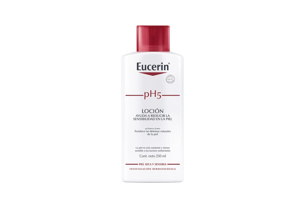 Eucerín pH5 Loción Caja Con Frasco Con 250 mL