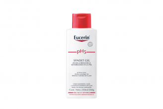 Loción Eucerin Syndet Gel Frasco Con 250 mL