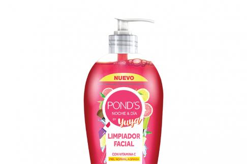 Limpiador Facial Pond´s By Yuya Frasco Con 220 mL