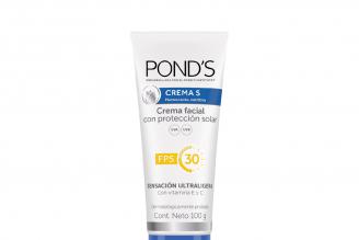 Pond´s Crema S Facial Con Protección Solar Tubo Con 100 g