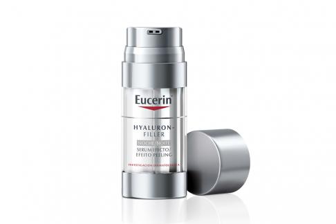 Eucerin Hyaluron-Filler Serum Efecto Peelling Noche Frasco Con 30 mL