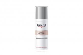 Eucerin Anti Pigment Crema Facial Noche Frasco Con 50 mL