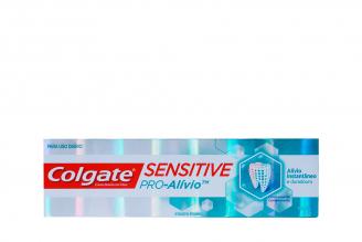 Crema Dental Colgate Sensitive Pro Alivio Caja Con Tubo Con 110 g
