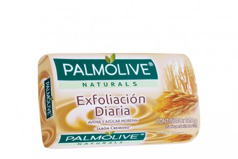 Jabón Palmolive Avena Y Azúcar Morena Empaque Con Barra Con 120 g