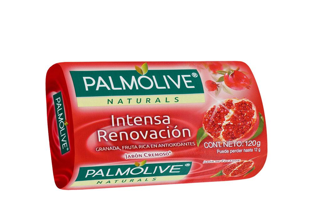 Jabón Palmolive Granada Antioxidante Empaque Con Barra Con 120 g