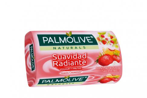 Jabón Palmolive Yoghurt Y Frutas Empaque Con Barra Con 130 g