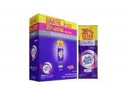 Desodorante Lady Speed Stick Talc Crema Caja Con 18 Sobres