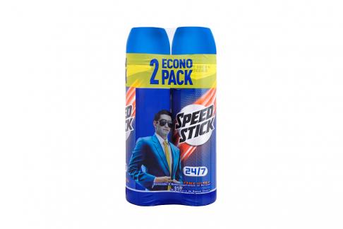Desodorante Speed Stick Xtreme Ultra Aerosol Pack Con 2 Frascos Con 91 g C/U