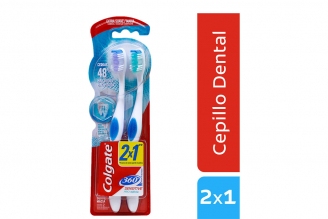 Cepillo Dental Colgate 360 Sensitive Pro-Alivio Empaque Con 2 unidades