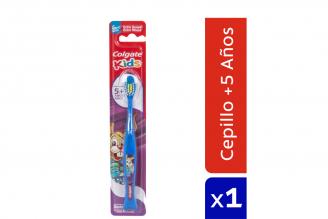 Cepillo Dental Colgate Kids 5+ Empaque Con 1 Unidad