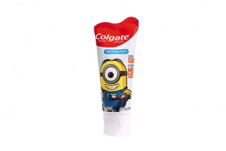 Crema Dental Colgate Smiles Minions Tubo Con 75 mL