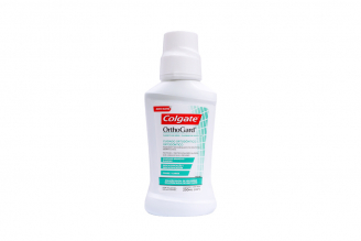 Enjuague Bucal Colgate Orthogard Frasco Con 250 mL