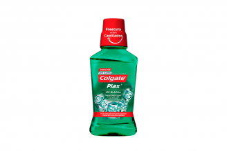 Enjuague Bucal Colgate Plax Ice Glacial Frasco Con 250 mL