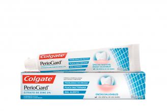 Gel Dental De Uso Diario Colgate Periogard Caja Con Tubo Con 90 g