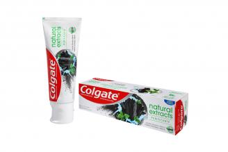 Crema Dental Colgate Natural Extracts Purificante Caja Con Tubo Con 90 g